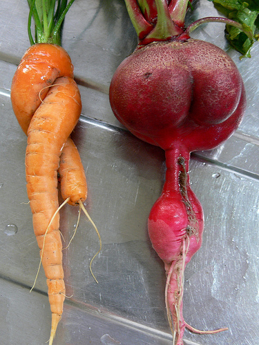 sexy vegetables